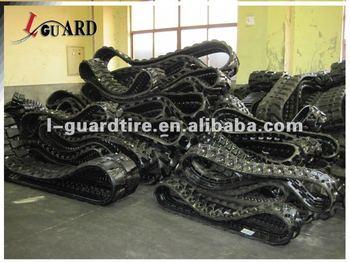 rubber tracks for trucks