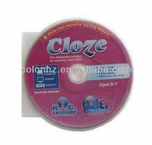 Grade A quality cd game replication