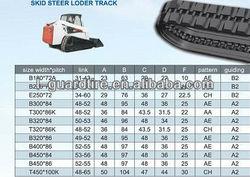 Rubber Track 260 X 96 260X109