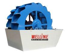 High Efficient sand washing machine washed sand price