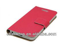 Original Faddist Ultra Thin PU Leather Case Cover for iPhone 5