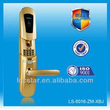 popular fingerprint digital villa lock
