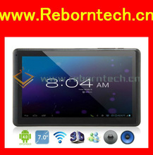 Icoo d70pro 7 inch dual core Rockchip RK3066 1.6GHz android 4.1 tablet pc 1GB ram 8GB