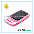 Best hot selling portable small appliance solar panel price india