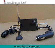 Mini MCU control GSM 12V car amplifier