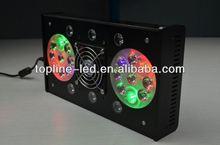 2012 Hot selling!!! High quality CREE LEDs fish/coral/reef tank lighting LED Aquarium Light 350w high power