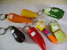 vegetable shape ball pen