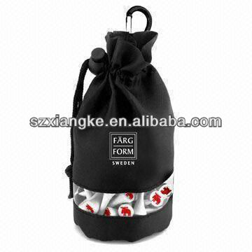 Golf Tees Bag, Various Colors are Available