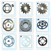 new sprocket kit for HONDA NXR125 BOSS (54T-17T)