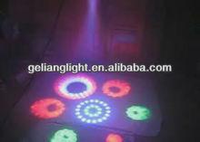 led moon flower light/ Moon flower disco light/ club
