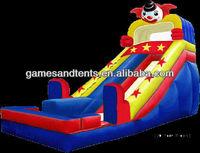 hot sale kids slider,inflatable slides A4002