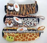 animal handbag/super soft handbag/pencil case