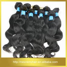 German hair 100%remy virgin extension wholesale
