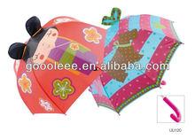 child cartoons umbrella for rain