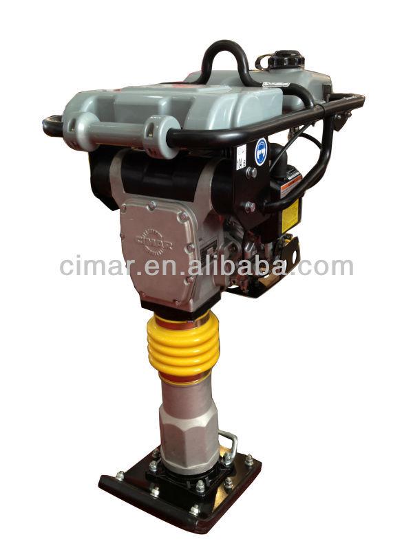 60kg petrol tamping rammer with HONDA GX100 (SILENCE TYPE)