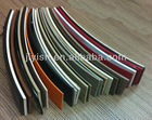 Plastic Laminate strips for furniture design