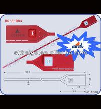 safe strip lock BG-S-004,Hotel seal