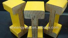 Wood Formwork H20 PINE LVL plywood I Beams