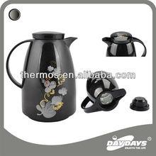 Plastic body coffee pot/thermos jug/flasks