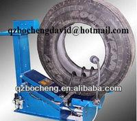Tire Expanding & Repairing Machine for Tire Retreading