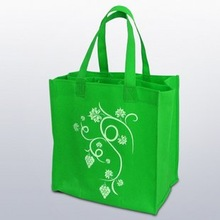 Cheap Blank Promotional PP Non-woven Tote Bags