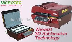 3D combo printing machine,3d computer case