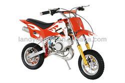 47cc mini kids dirt bikes/off brand dirt bikes/ gas powered mini dirt bikes (LD-DB205)