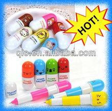 promotional capsule pen
