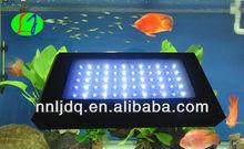 120w diy led dimming aquarium lights led 60*3w bridgelux /Epistar 20000k diy led aquarium lights coral reef tank