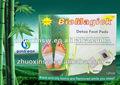 bambou slim detox patch de pied avec du ce