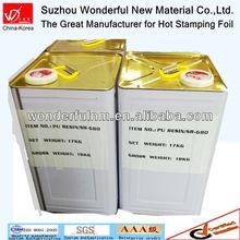 Glue For Hot Stamping Foil
