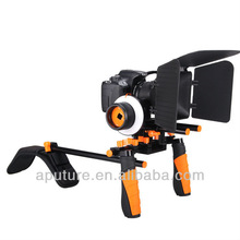 Professional photography dslr camera stabilizer