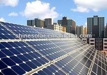 High quality Class A 130W mono panels solar SN-P130
