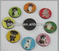 custom epoxy animal fridge stickers,resin fridge magnets