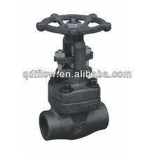 API forged steel A105 gate valve