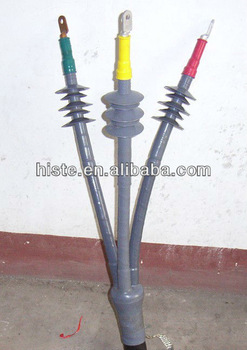 15 KV full cold shrinkage cable terminal ,xlpe cable and termination kit