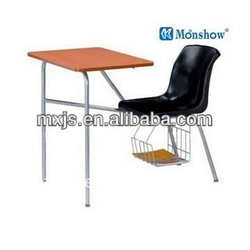 Hot Sale Cheap Student Combo Chair with Witing Pd