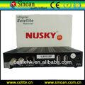 Envios Nusky N6S con SKS y IKS para américa del sur
