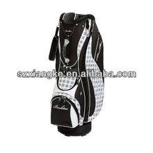 Golf bag designed for ladies