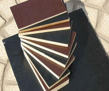 CE qualified 18mm dark concrete formwork(black shuttering plywood)
