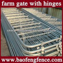 Galvanized Metal Farm Gates (Factory &Exporter)