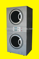 industrial Stack washer and dryer