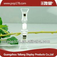 Guangzhou factory produce plastic pop clips
