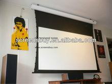 tab-tension indoor movie screen