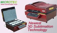 3D Sublimation Heat Press Vacuum III, 3d vacuum transfer machine