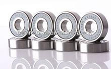 2012 China ball bearing 608 ball bearing skateboard bearing