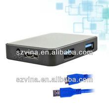 2012 New Best 4-port 3.0 USB HUB factory price