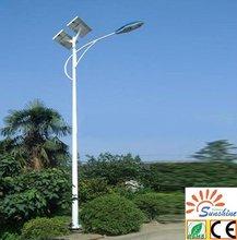 New UL Led 50W Outdoor Led Fixtures Solar Street Lights