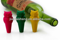 2013 Hot sale Cheap bottle stopper, decorative wine bottle stoppers wholesale