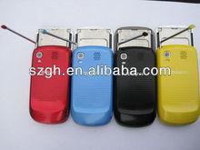 2012 hot Slide TV camera mobile phone 2 SIM CARDS 5570 2.2 inch scren ZHANXUN6620 cell phone